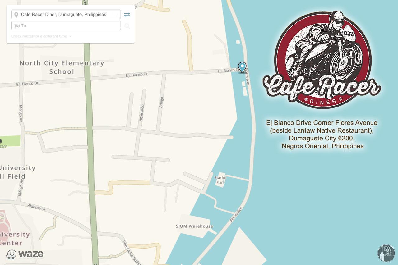 Bearfoot Cafe Menu